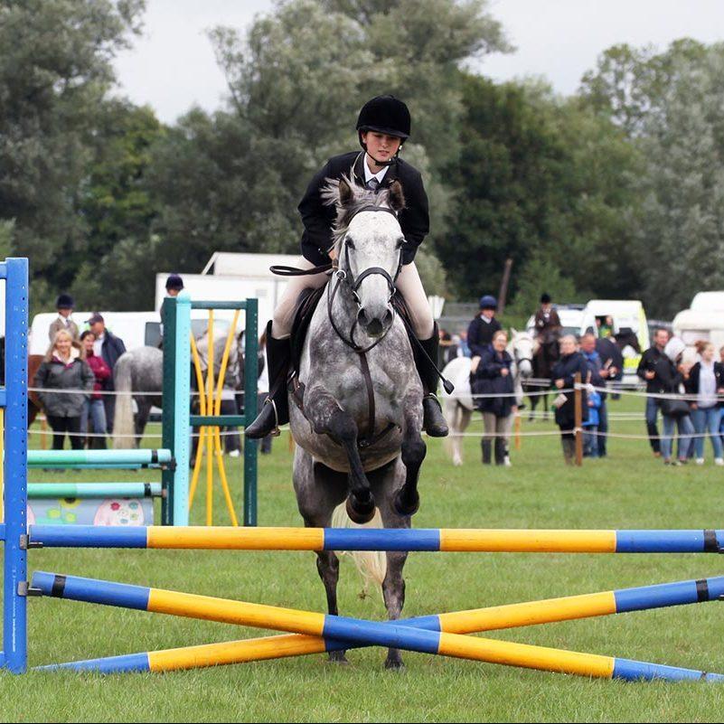 Usk Show Exhibitors Horses Show Jumping